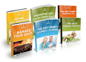 Gout Solution Kit - Cure Your Gout Naturally